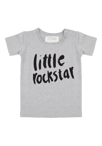 T-Shirt Little Rockstar