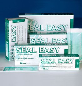 Medische Vakhandel Seal Easy sterilization bags - 90 x 230 mm - 200 pieces
