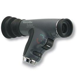 Welch Allyn Welch Allyn PanOptic Ophthalmoskop mit blauem Filter + Griff mit Tischladegerät