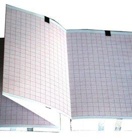 Medische Vakhandel Welch Allyn CP 50 Papier,  114mm x 70mm x 250 Blatt