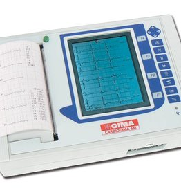 Medische Vakhandel Cardiogima 6M - 3/6/12 channels - with interpretation