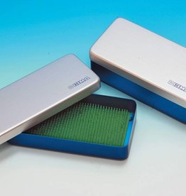 Medische Vakhandel Aluminiumbox  - 21,8 x 10,6 x H 3 cm