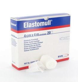 Medische Vakhandel Elastomull Fixierbinde - 4 x 4 cm, 20 Stück