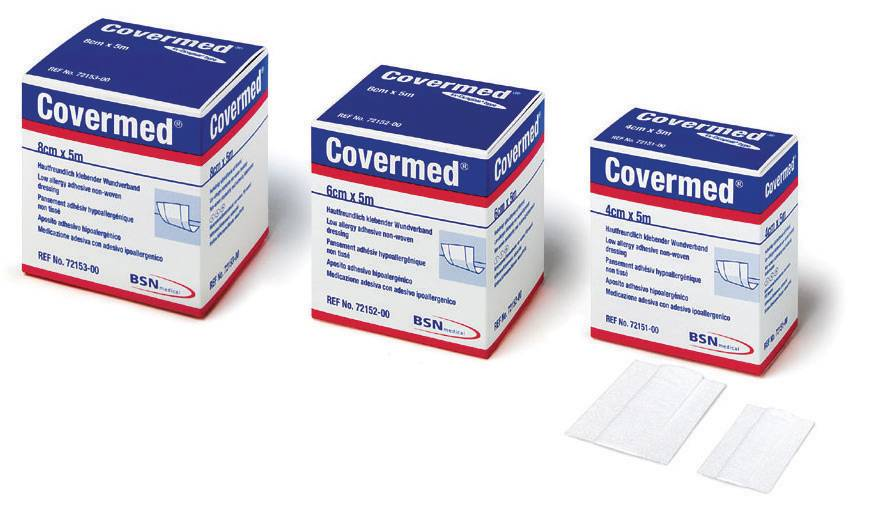 BSN Medical Covermed 5 m x 6 cm