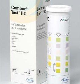 Roche Combur 5-Test HC 10 strips Ideaal voor uw visitetas