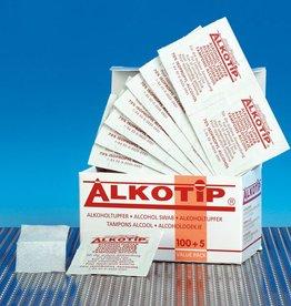 Medische Vakhandel Alkoholtupfer Alkotip®, Karton mit 100 Stück