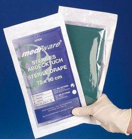 Medische Vakhandel Mediware Steriles Abdecktuch ohne Loch, 75 x 90 cm, 30 + 1 Stück