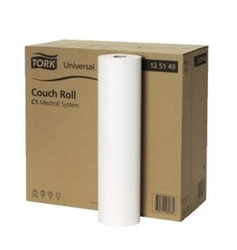 Tork Tork® Mediroll - couch rolls - 1ply - 49 cm x 50 m