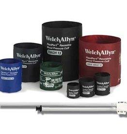 Welch Allyn Flexiport Blutdruckmanschette 2 Sl. 15 x 21 cm Kind (9)