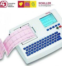 Medische Vakhandel Schiller ECG AT101 + accessoires en interpretatiesoftware