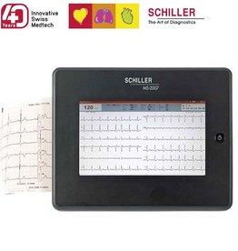 Medische Vakhandel Schiller EKG MS-2007 inkl. Zubehör und Interpretationssoftware
