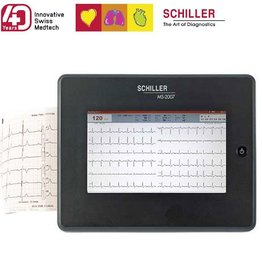 Medische Vakhandel Schiller MS 2007 12 channel ECG + interpretation software