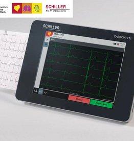 Medische Vakhandel Schiller Cardiovit FT-1 met interpretatie software ETM en CCAA