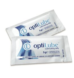Medische Vakhandel Optilube catheter gel sachet - 5 grams (substitute for Instillagel)