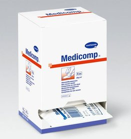 Medische Vakhandel Medicomp® Hartmann sterile 5 x 5 cm - 25 x 2 pieces