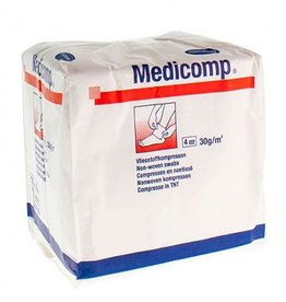Medische Vakhandel Medicomp® Hartmann non-sterile 5 x 5 cm - 100 pieces