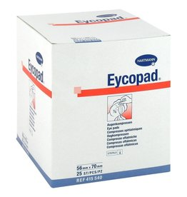 Medische Vakhandel Eycopad® - 56 x 70 mm - 25 pieces