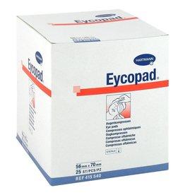 Medische Vakhandel Eycopad® Augenkompressen, 56 x 70 mm, 25 Stück