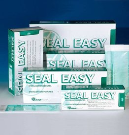 Medische Vakhandel Seal Easy sterilization bags - 140 x 330 mm - 200 pieces
