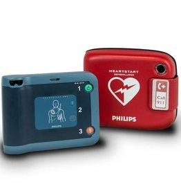 Philips Philips Heartstart FRx AED Defibrillator mit Philips Tragetasche und Kinderschlüssel