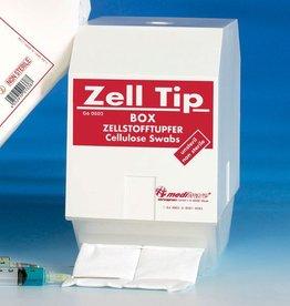 Medische Vakhandel Zelltip celstof depper swab dispenser