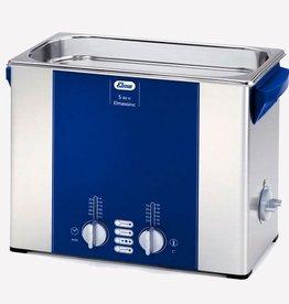 Medische Vakhandel Elma Ultrasoon reiniger - model S60H met verwarming 5,75 liter