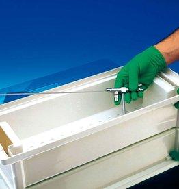 Medische Vakhandel Instrument desinfectiebak inhoud 3 liter - 300 x 200 x 110 mm
