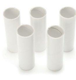 Medische Vakhandel Spirometer mouthpieces - 30 mm x 6.6 cm - 100 pieces