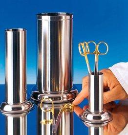 Medische Vakhandel Instrument cilinder voor lange pincet, 80 mm Ø x 180 mm
