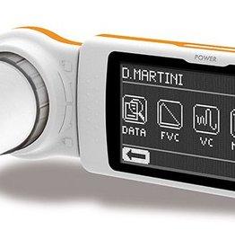 MIR Spirodoc Spirometer with oximeter + walk test O2 + 24 Hour O2 and pulse + Sleep Analysis with OSA (sleep apnea)