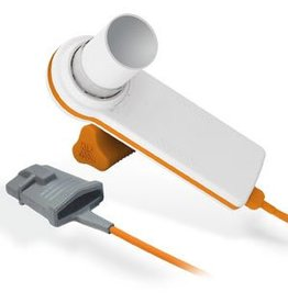 MIR Minispir ® Spirometer New met oximeter
