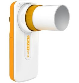 MIR Smart One® Spirometer, peak flow meter now on your smartphone for your asthma