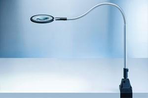 Derungs Derungs Lupenleuchte RING LED