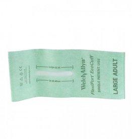 Welch Allyn WelchAllyn Flexiport EcoCuff Blutdruckmanschette für Erwachsene, groß (33-45 cm), 100 Stück