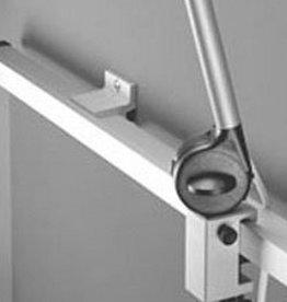 Derungs Derungs standaard wandrailsysteem 25 x 10 mm, lengte 1 meter