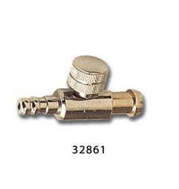 GIMA Chrome-plated valve