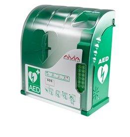 Medische Vakhandel Aivia 210 A + V Wandkasten für AED