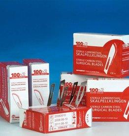 Mediware Scalpelmesjes Mediware 100+2 stuks