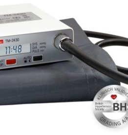 BOSO Boso-TM-2430 PC 2, 24h-bloeddrukmeter / BD30 instelbaar elke 5 minuten ook voor 30 minuten BPM
