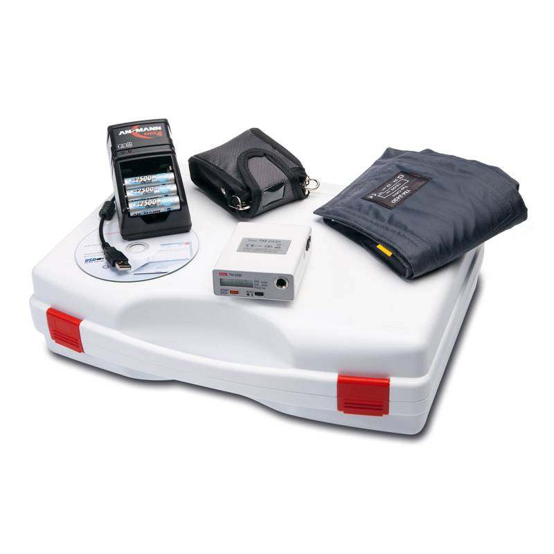 BOSO Boso-TM-2430 PC 2 24-Stunden Blutdruckmessgerät