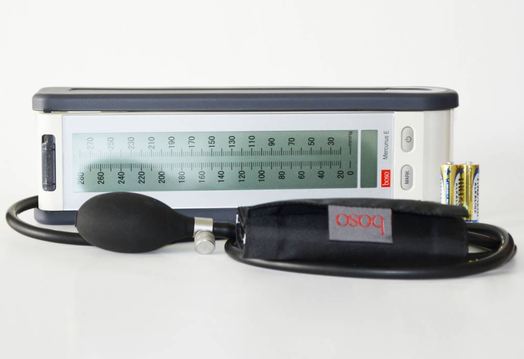 BOSO Boso-Mercurius E, Blutdruckmessgerät