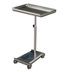 Medische Vakhandel Instrument table mayo on wheels
