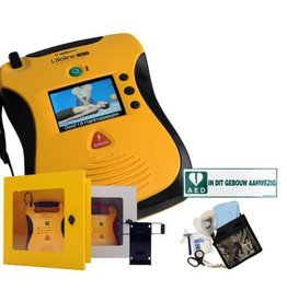 Defibtech Lifeline View AED mit Wandschrank - Aktionspreis
