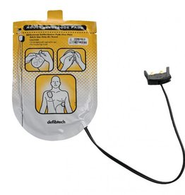 Defibtech Defibtech Lifeline AED - electrodes child / adult