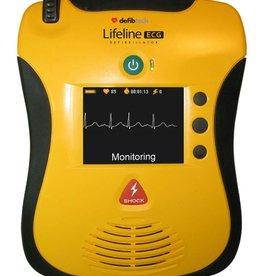 Defibtech Lifeline ECG AED mit EKG Rhytmus