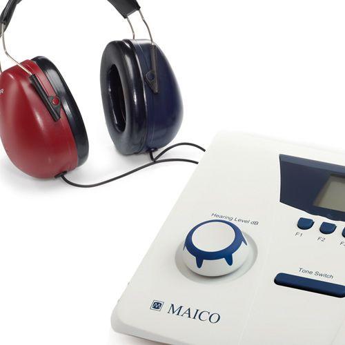 MAICO Audiometer Maico MA 25