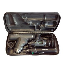 Welch Allyn Welch allyn diagnostische set otoscoop ophthalmoscoop 3,5v