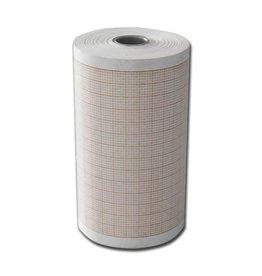 GIMA ECG paper 80 mm x 25 m  10 rolls