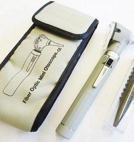 Medische Vakhandel Mini-Otoskop Fiber Optik, grau