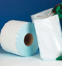 Medische Vakhandel Sterilisationsrolle ohne Falte  5 - 7,5 - 10 - 15 - 20 - 25 - 30 - 38 cm